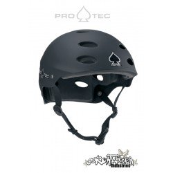 Pro-Tec ACE Water Kite-Helm Rubber Black