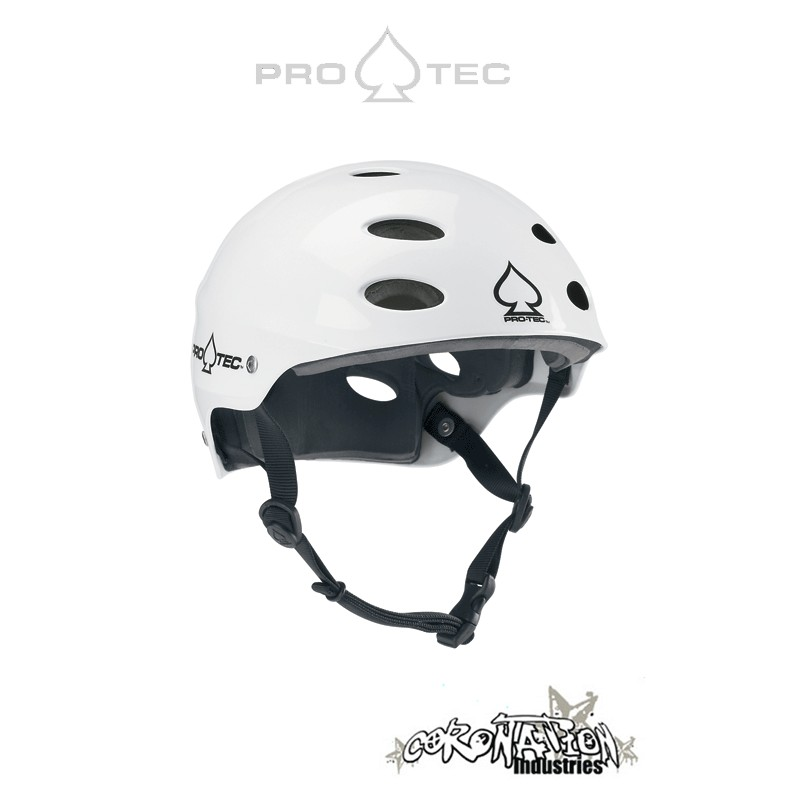 Pro-Tec ACE Water Kite-Helm Gloss White