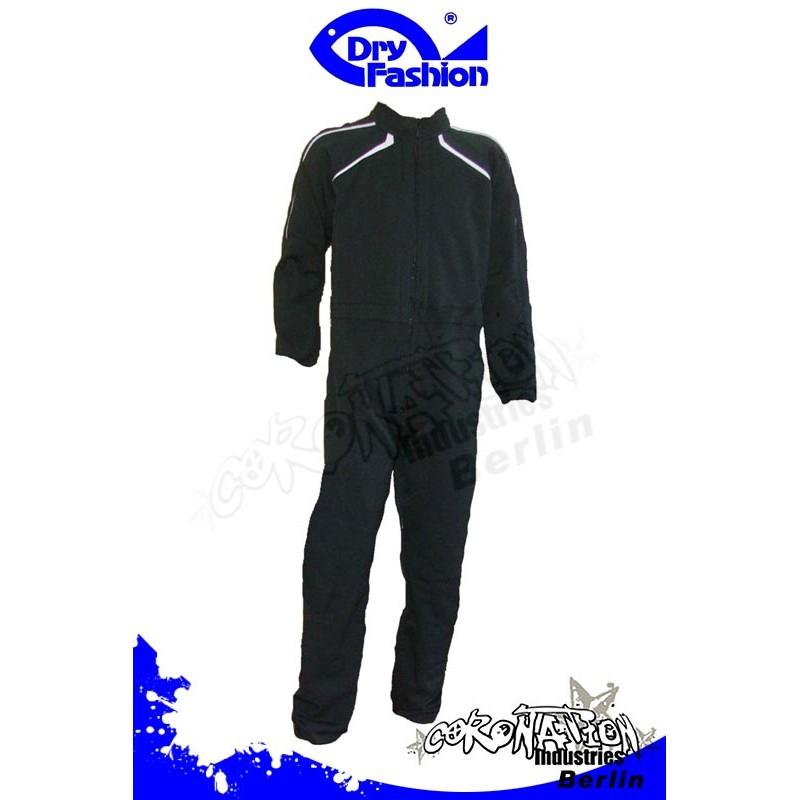 Dry Fashion Fleece Underall (260gr) für Trockenanzug schwarz