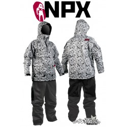 NPX Lucifer Trockenanzug 2010 Grey Test / occasion