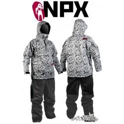 NPX Lucifer Trockenanzug 2010 Grey Test / second hand