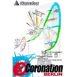 Gaastra JET 2014 vent léger Kite 13.0m²