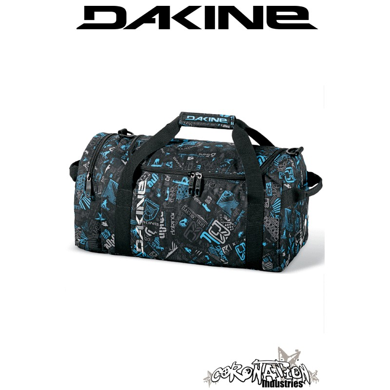 Dakine EQ Bag MD Cyan Chop Shop Sporttasche