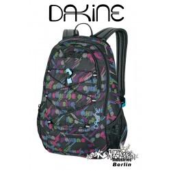 Dakine Transit Freizeit & Schul-Rucksack Black Deco