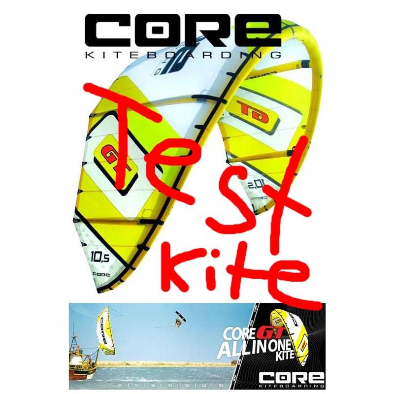 Core GT Gebraucht-Kite Test-Kite 9 qm