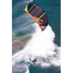Cabrinha Nomad Freestyle Kite 2010 11 qm mit Bar