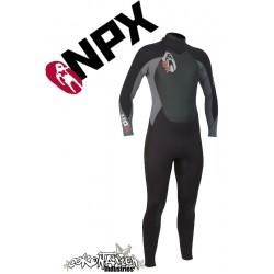 NPX Cult Neoprenanzug Black Ash