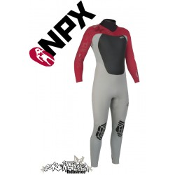 NPX Assassin Neoprenanzug Aom-Grey