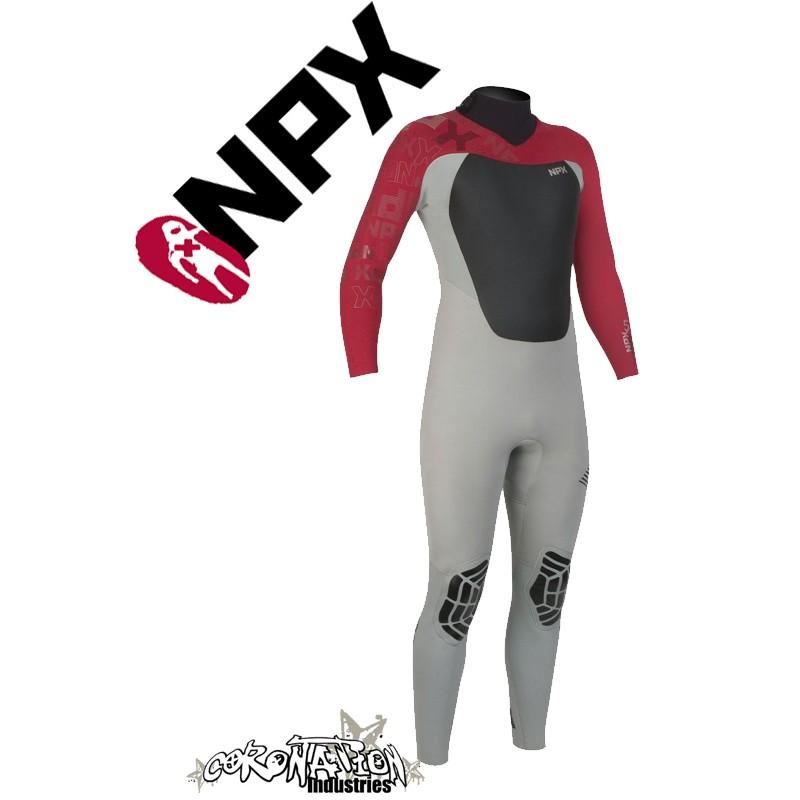 NPX Assassin combinaison neoprène Aom-Grey
