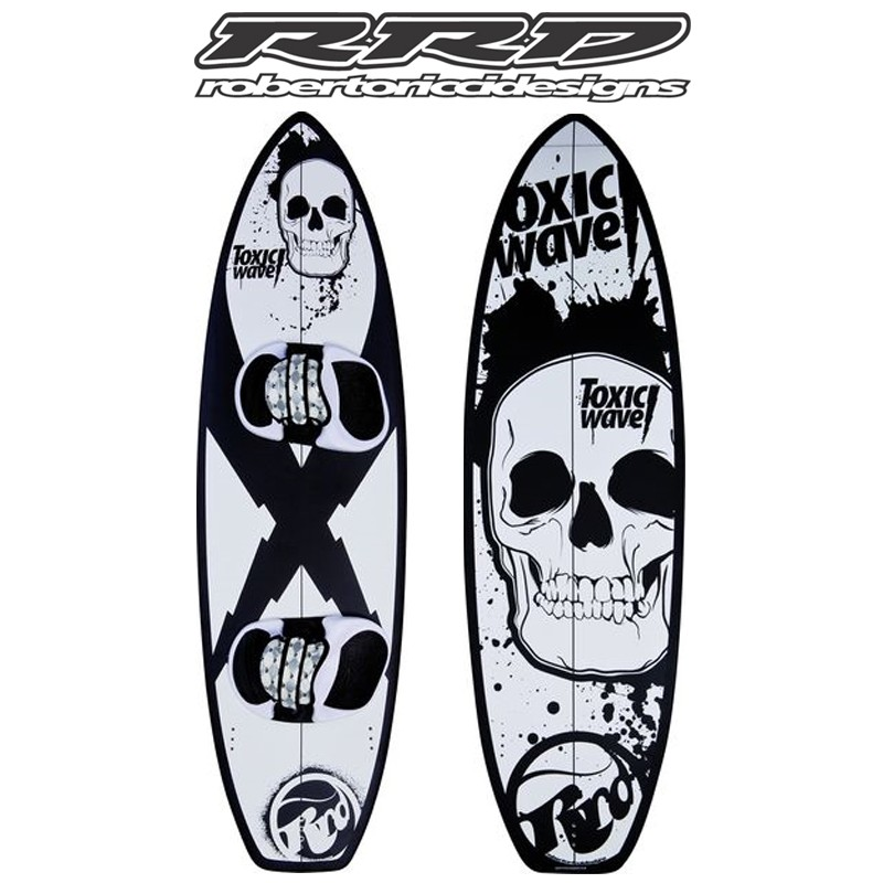 RRD Toxic Wave-Kiteboard 2010 148