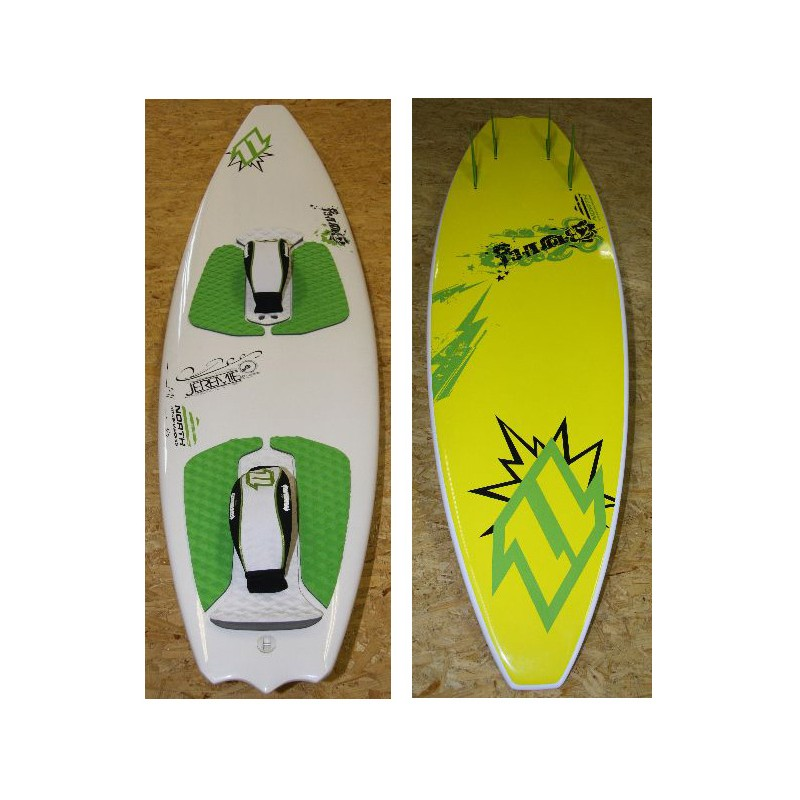 North Bullet Wave-Kiteboard 177cm