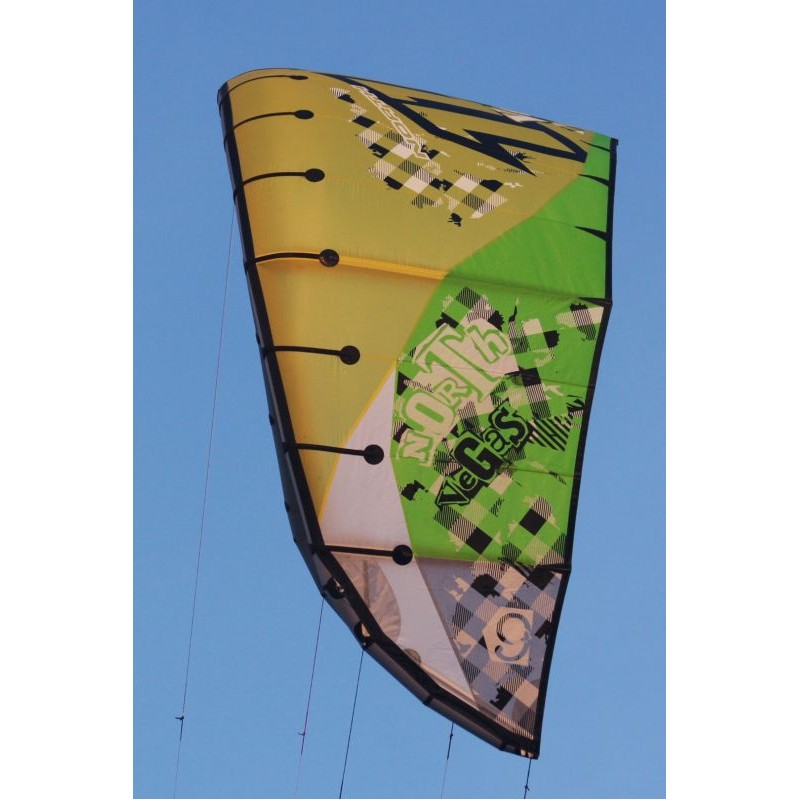 North Vegas C-Kite Wake-Freesytle 2009 10qm