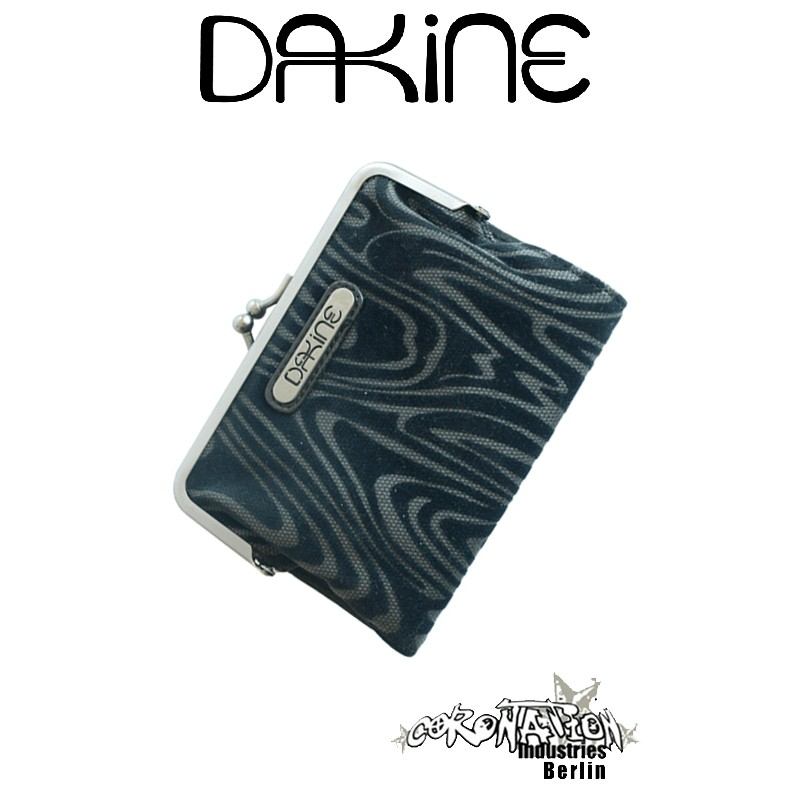 Dakine Wallet Marlo black flocked