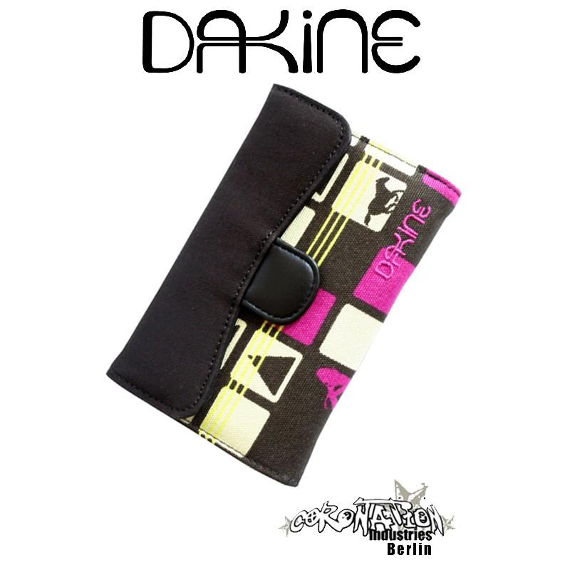 Dakine Lexi Girls Geldbörse Geldbeutel Wallet Brieftasche yo whale