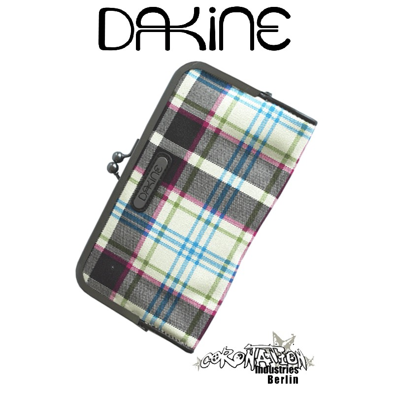 Dakine Wallet Kiki clubhouse plaid