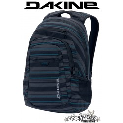 Dakine Rucksack Factor black stripes