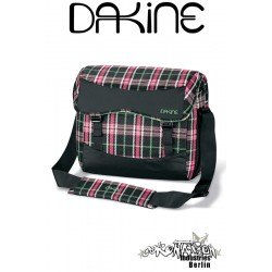 Dakine Messenger Bag Girls Laptop Schultertasche Umhängetasche Pinkplaid