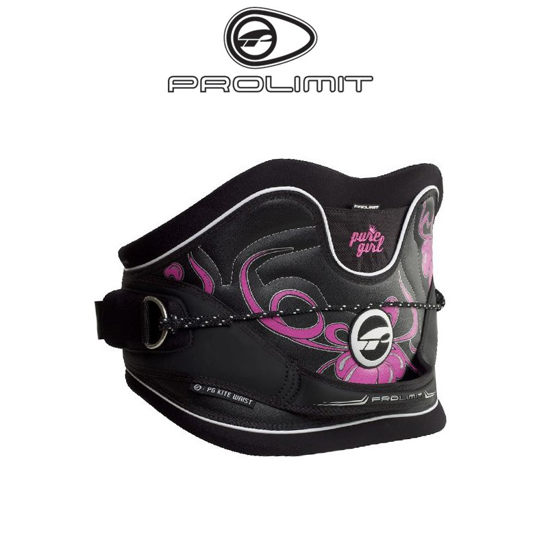 Prolimit Trapez Pure Girl Waist Black-Pink