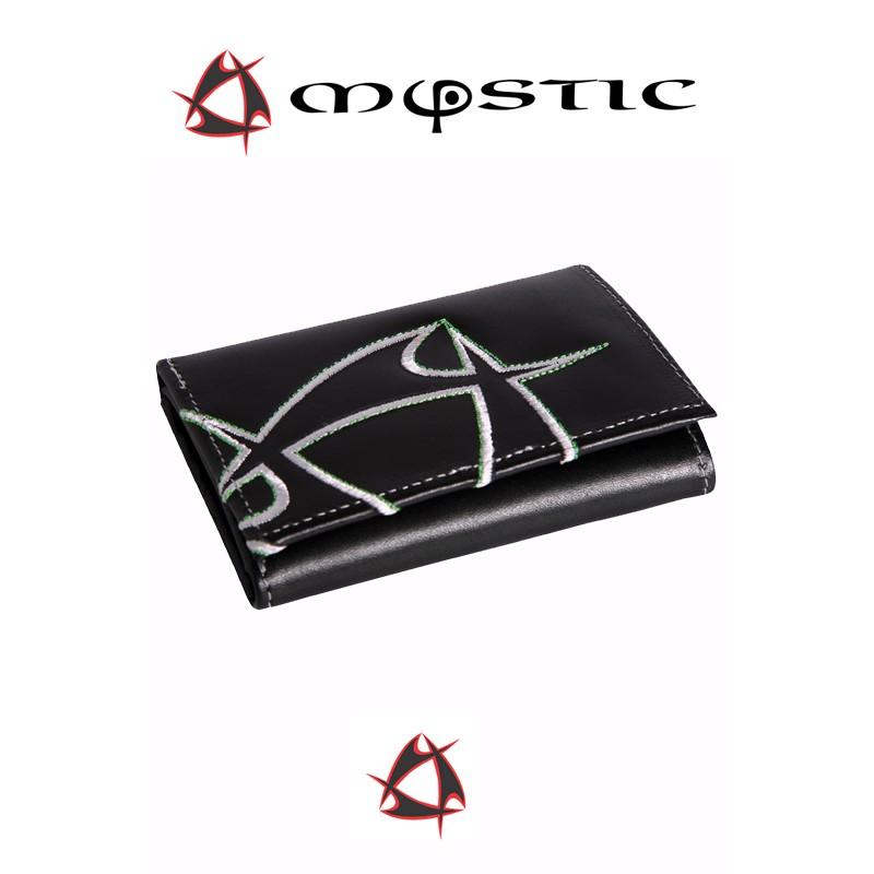 Mystic Wallet Geldbörse Portemonnaie Brieftasche Black/White