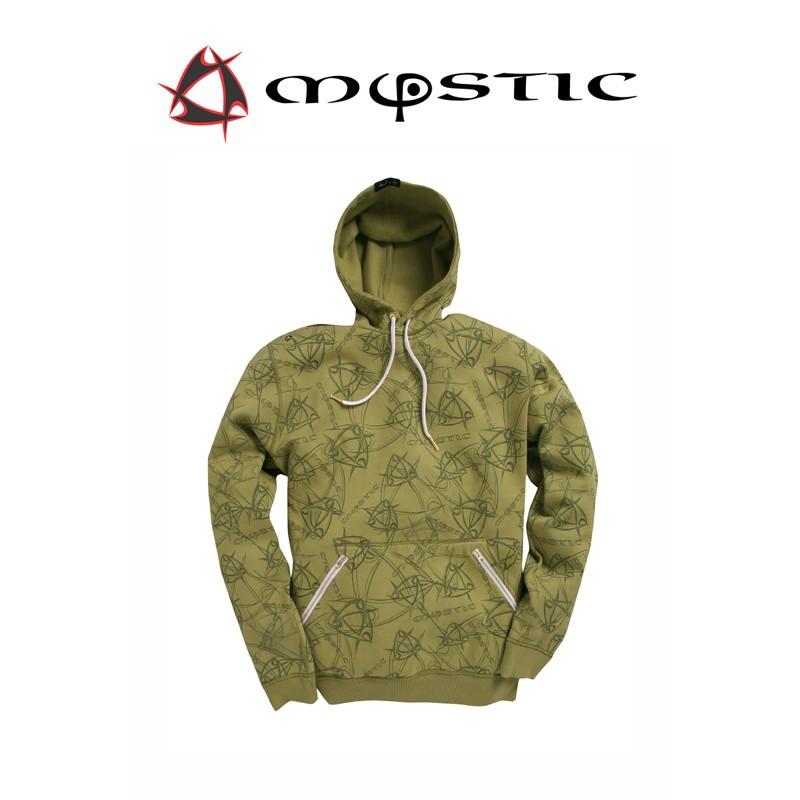 Mystic Star Onyx Sweat Green Olive