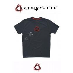 Mystic T-Shirt Tee Single Jersey Moonless Night