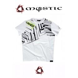 Mystic T-Shirt Len10 Tee Bright Wide