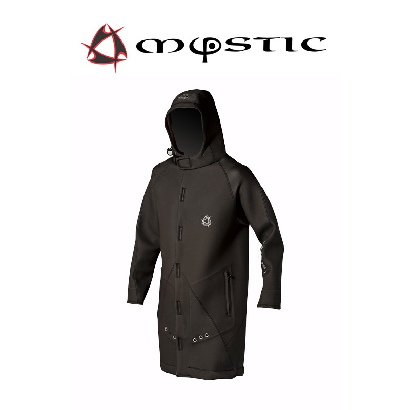Mystic Battle Kite-Jacke Black
