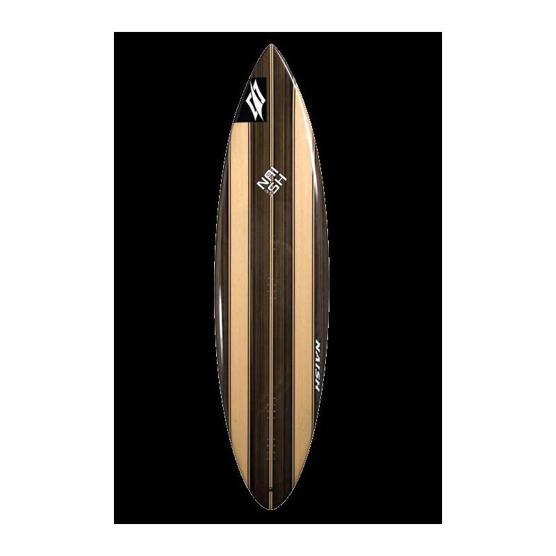 Naish Custom Gun Wave-Kiteboard 5´9