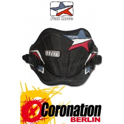 Pat Love TFM contour Trapez Kite Waist Harness Black