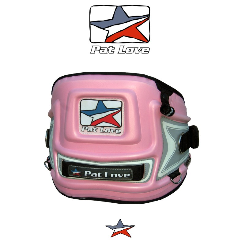 Pat Love Kite Harness Eve Moulded Pink