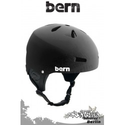 Bern Kite-Helm Macon H2O - Black