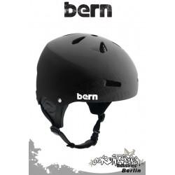Bern Kite-Helm Macon H2O - Black