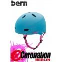 Bern Frauen Kite-Helm Brighton H2O - Cyan matt