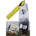 Deluxe Freestyle Pro Kiteboard 132