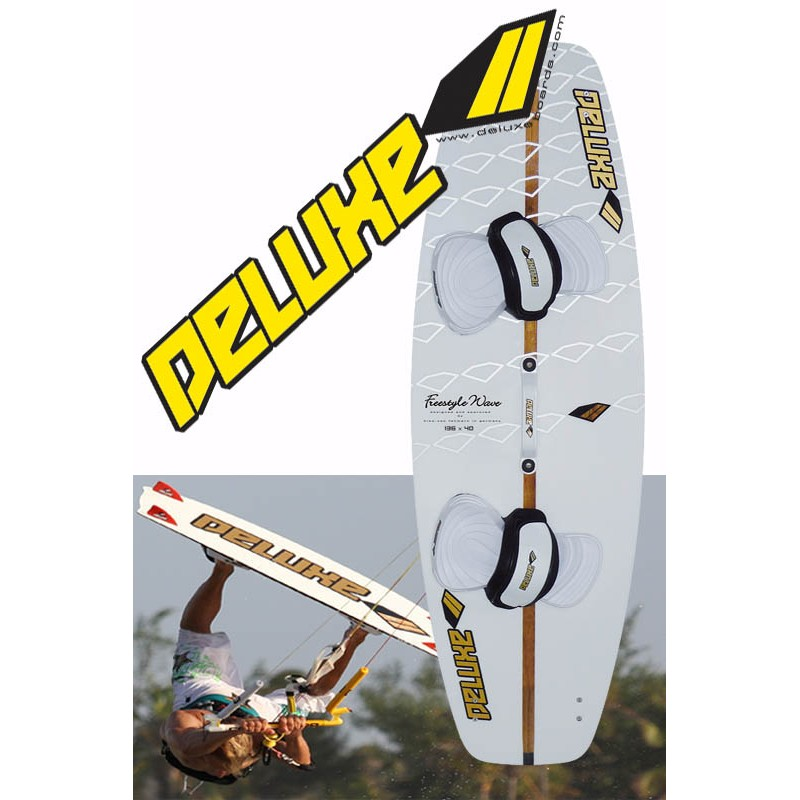Deluxe Freestyle Wave Kiteboard 143