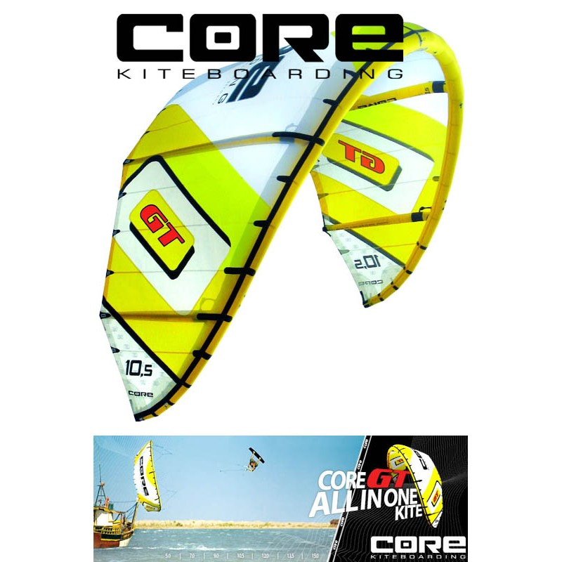 Core Kite GT 10,5 All-In-One-Kite