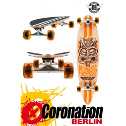 Mindless Tribal Rogue II Nat/Ora Komplett Longboard