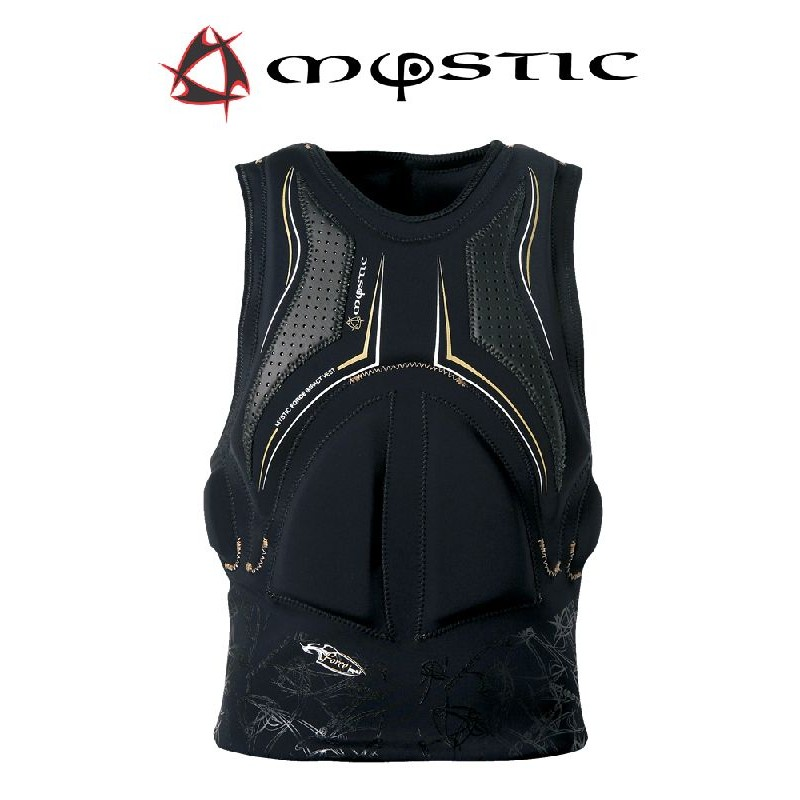 Mystic Force Impact Vest black