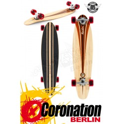 Mindless Raider III Brown Komplett Longboard