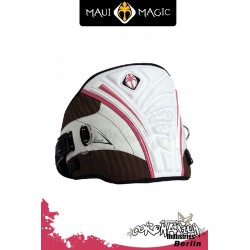 Maui Magic Luna Girl-Damen Kite-Trapez white-pink