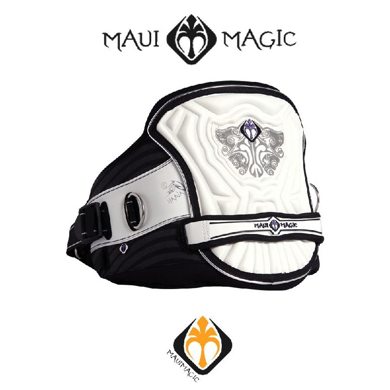 Maui Magic Hana Girl-Damen Kite-Trapez white