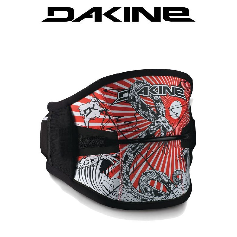 Dakine Renegade Kite-Hüfttrapez 2009 red-dragon
