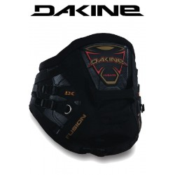 Dakine Fusion Kite-Sitztrapez 2009 black-gold-red