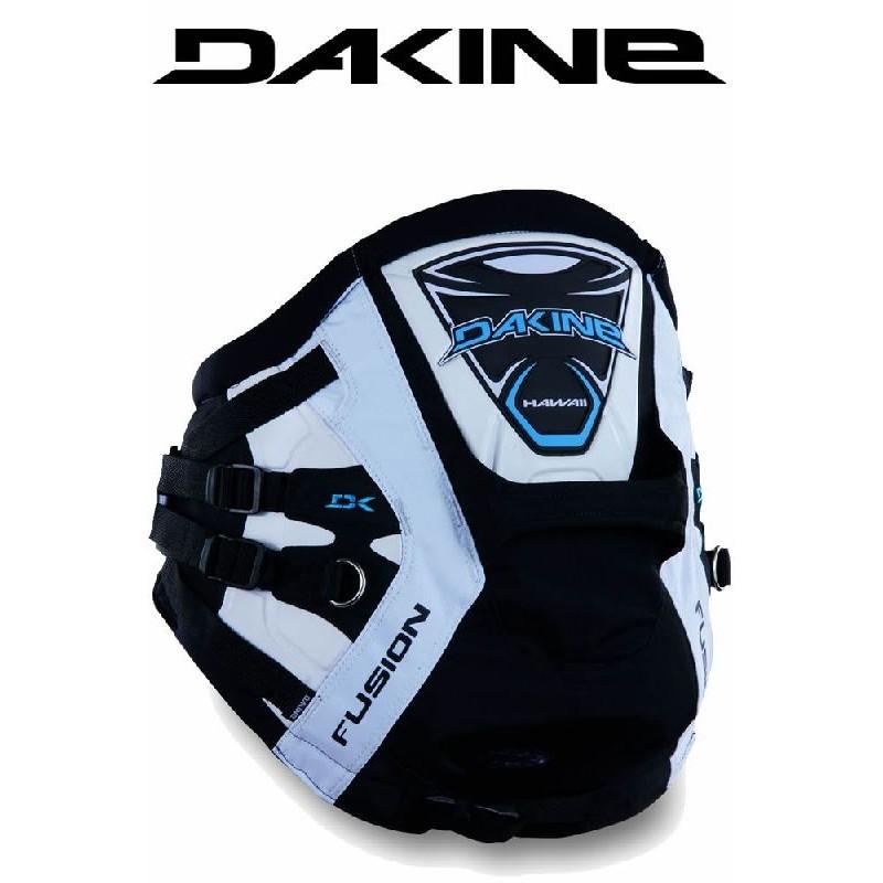 Dakine Fusion Kite-Sitztrapez 2009 white-cyan