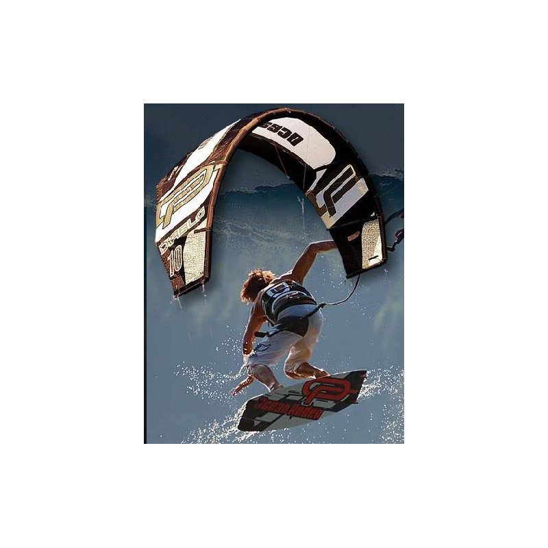 Ocean Rodeo Diablo Freestyle-C-Kite 2009 8qm
