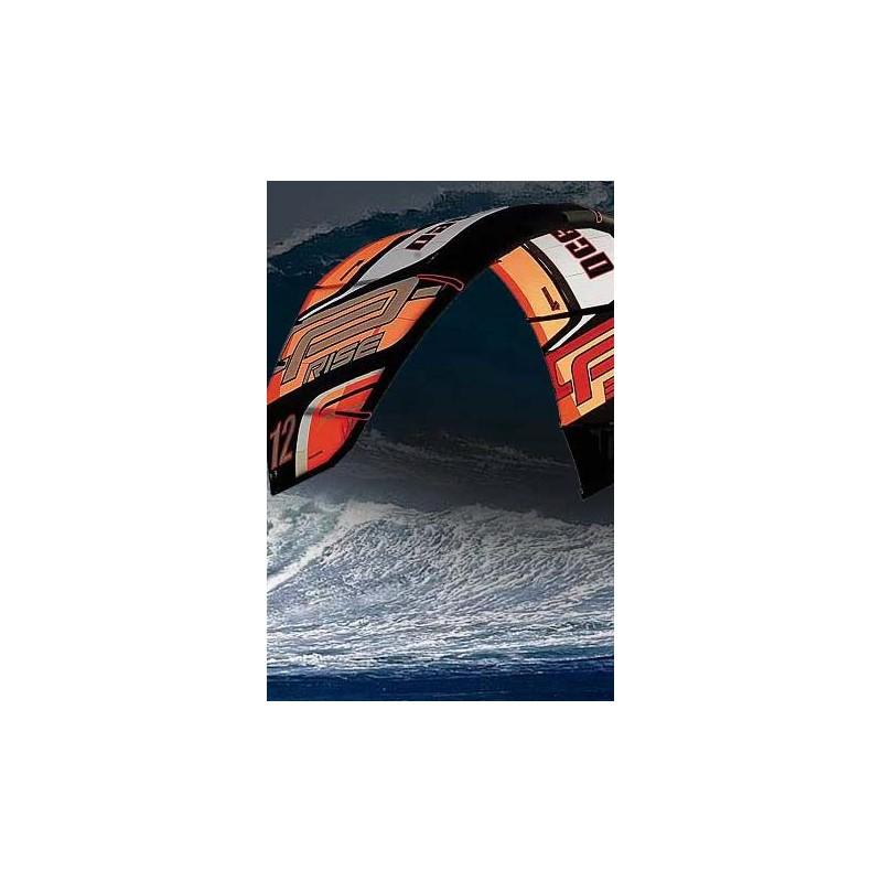 Ocean Rodeo Rise Hybrid-Kite 2009 12qm