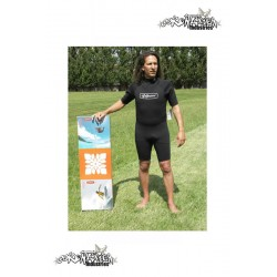 Oxbow combinaison neoprène Wetsuit Shorty Tintano 2/2mm