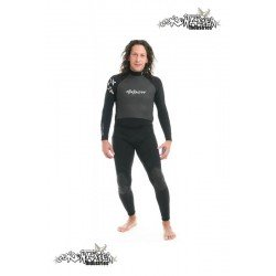 Oxbow Toby 5/4/3mm Neoprenanzug Wetsuit black