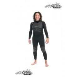 Oxbow FS53E 5/3mm neopren suit Wetsuit black