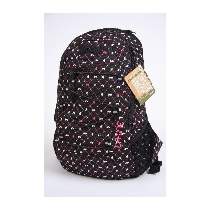 Dakine Transit Street- Fashion- Girl- Rucksack black paris